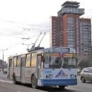 В Йошкар-Оле изменяется схема движения троллейбуса 2.